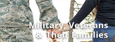 Veterans, Military and their Families