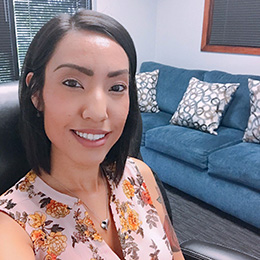 Erica Losoya-Wood, LMSW