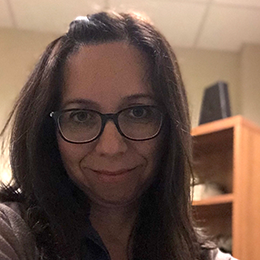 Angela Vensor-Cushman, LCSW